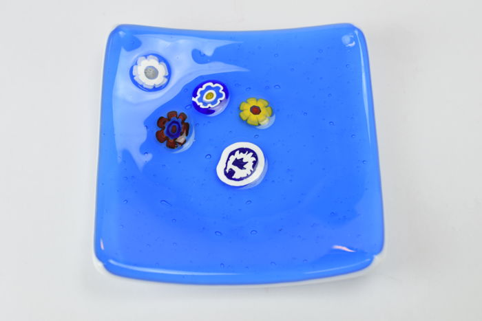 Zecchin - Plate with Murrine