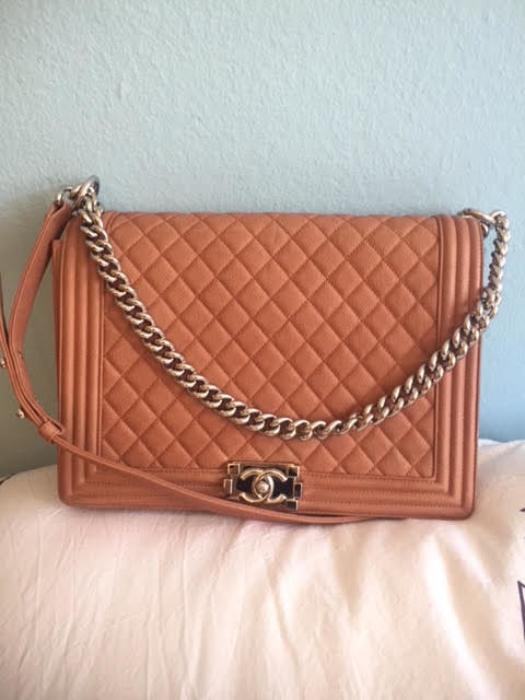 44048154a5d674 Chanel Sac Boy - Catawiki