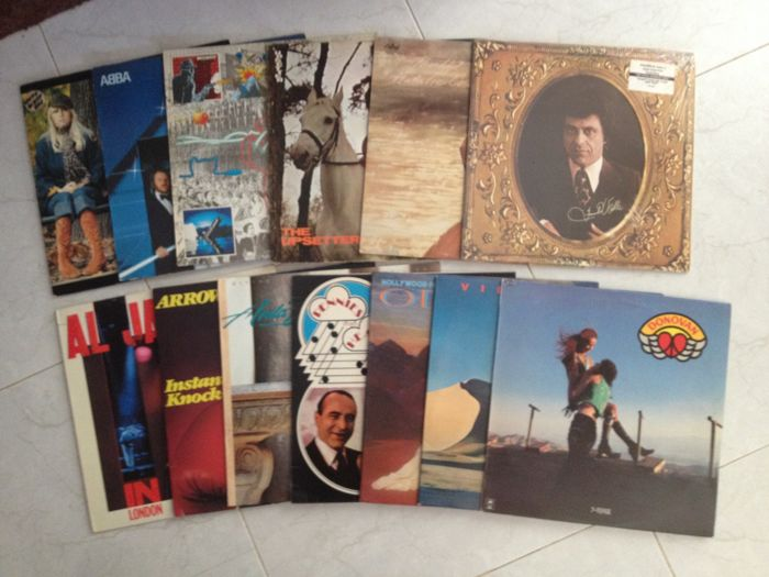 13 Pop, Soul, R&B, Disco Albums From The 70'S