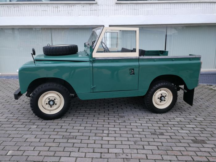 Land Rover - Serie II 88 - 1960