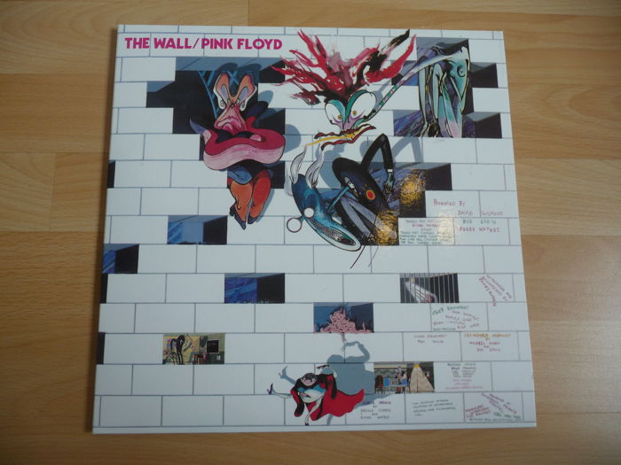 Pink Floyd - 2LP Album - The Wall