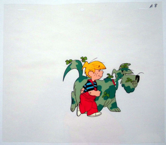 Dennis the Menace - Animation cel - Prima edizione - (1986)
