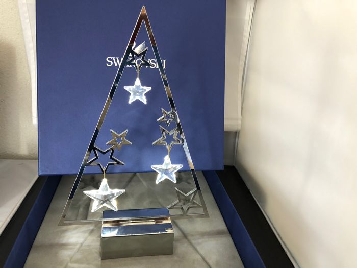 Swarovski - Christmas tree with light