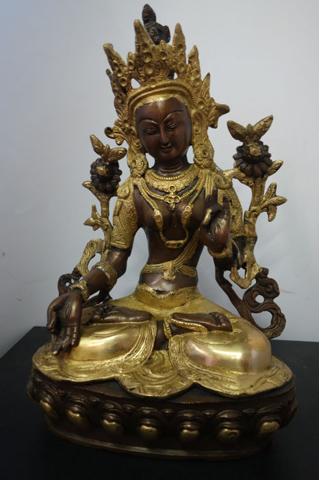 White Tara - Tibet - late 20th century (32 cm)