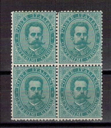 Italy 1879/1942 - Selection of new values from 1879 to 1942, regular mail - airmail - services - Sassone 2016