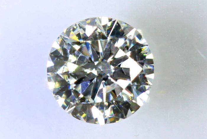 IGI Antwerp Sealed Diamond - 0.28 ct -  G, SI2