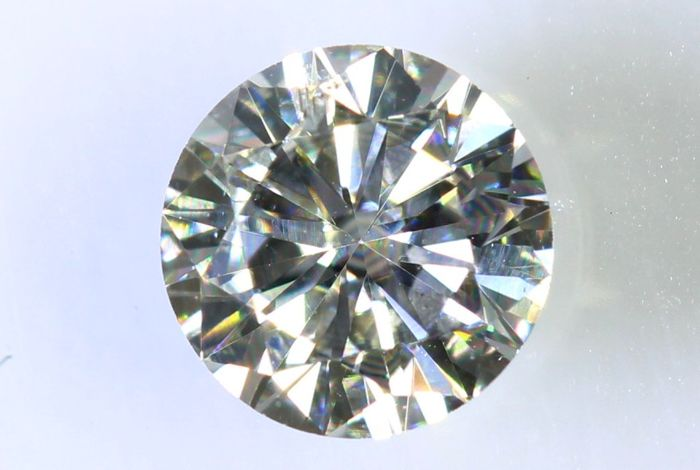 IGI Antwerp Sealed Diamond -  0.37 ct -  F, SI2