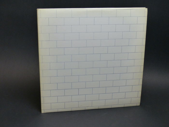 Pink Floyd - The Wall - 1st pressing of 1979