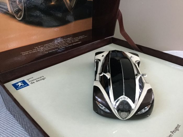 norev - 1:43 - concept peugeot 4002 - catawiki