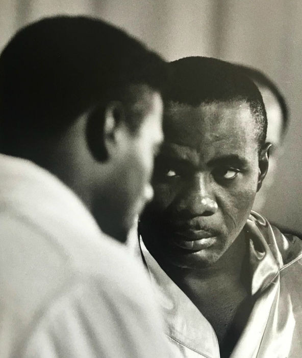 Bill Ray (1936-) - Sonny Liston/Floyd Patterson, 1963