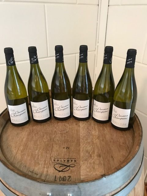 2017 Pouilly Fume, Domaine Champeau – 6 bottles