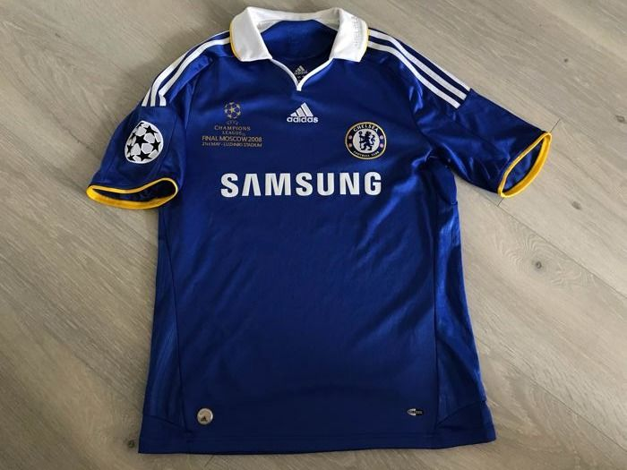 lowest price fc056 9b2a9 Special Edition - Chelsea Shirt - Champions League Finale ...