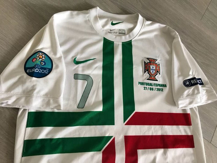 purchase cheap f0297 60a96 Special Edition Shirt Portugal - Euro 2012 - Ronaldo - Match ...