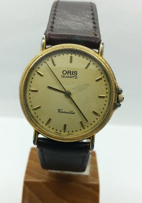 Oris - Swiss dresswatch - 7212 - Heren - 1980-1989