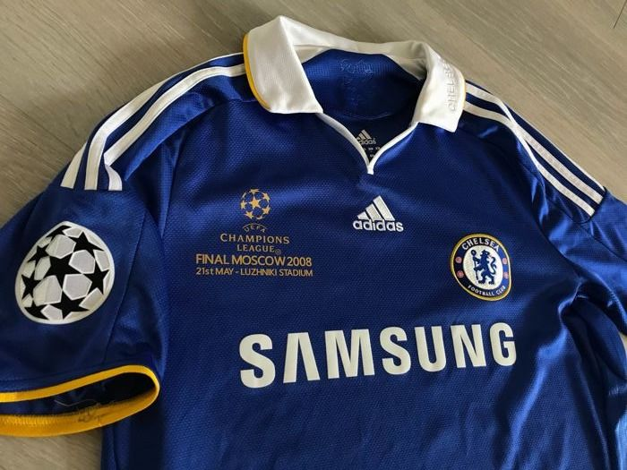 lowest price 3f7a6 183a1 Special Edition - Chelsea Shirt - Champions League Finale ...