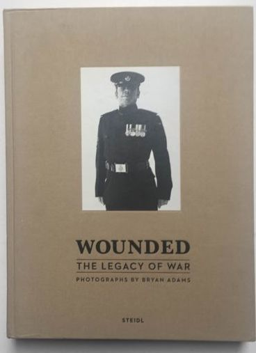 Bryan Adams - Wounded. The Legacy of war - 2013