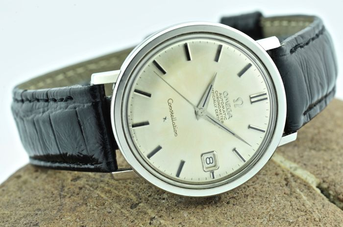 Omega - Constellation - ST 168.004 - Hombre - 1967