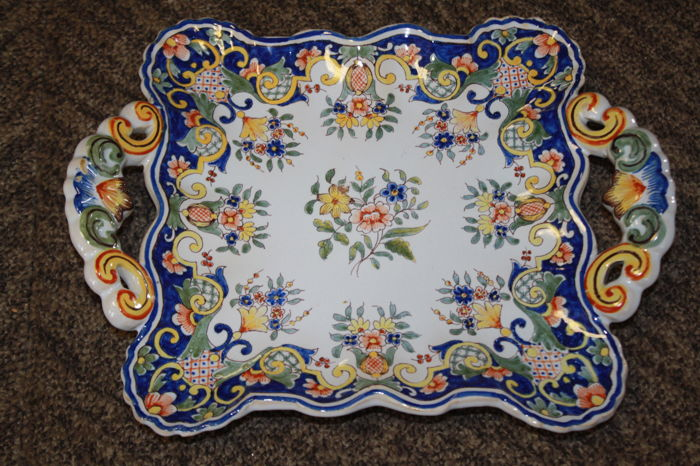 Rouens - 2 handled large dish