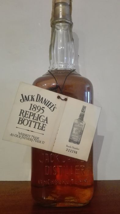 Jack Daniel's Replica bottle 1895 - 1 liter