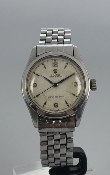 Rolex - Oyster Royal  - 6144 - Men - 1950-1959