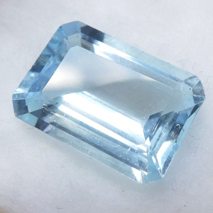 Aquamarine – 5.63 ct
