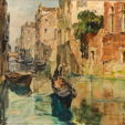 Classical Art Auction (Italian City Views)