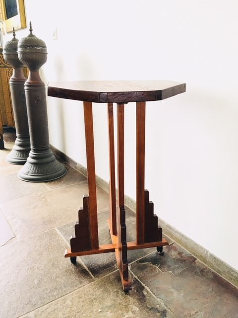 Art Deco Side Table Catawiki