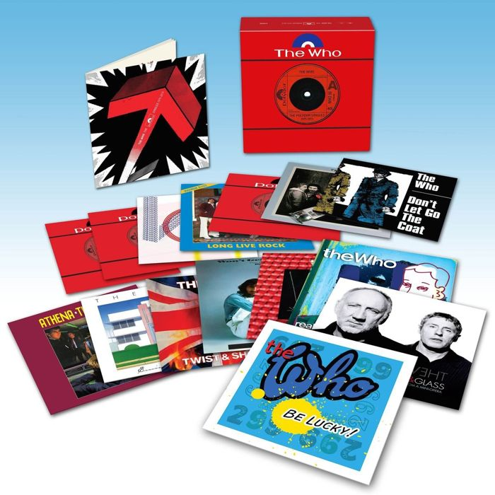 The Who - The Vinyl Polydor Singles Collection 1975 -2015 - Exclusive Boxset of 15 singles