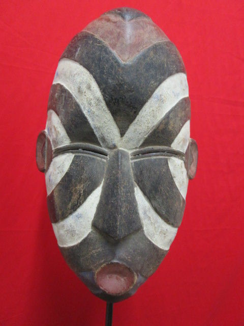 SONGYE or SONGUE KIFWEBE mask - DR Congo