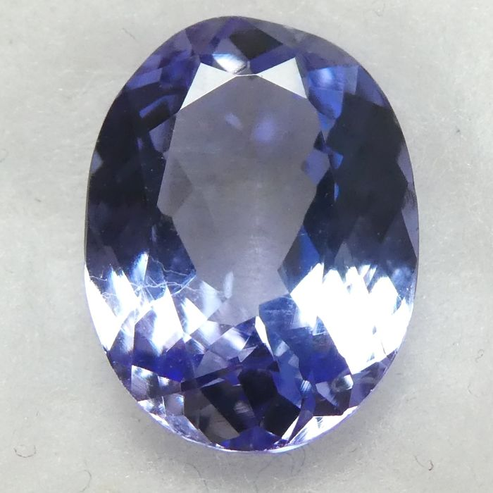 Tanzanite – 3.26 ct – No Reserve Price