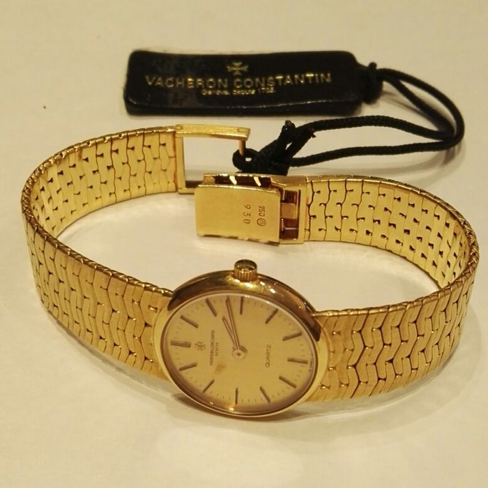 Vacheron Constantin - lady - 550572 - Women - 1980-1989