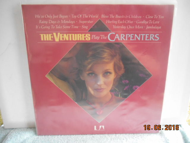 the Ventures ''lot of 12 albums incl 4 double albums