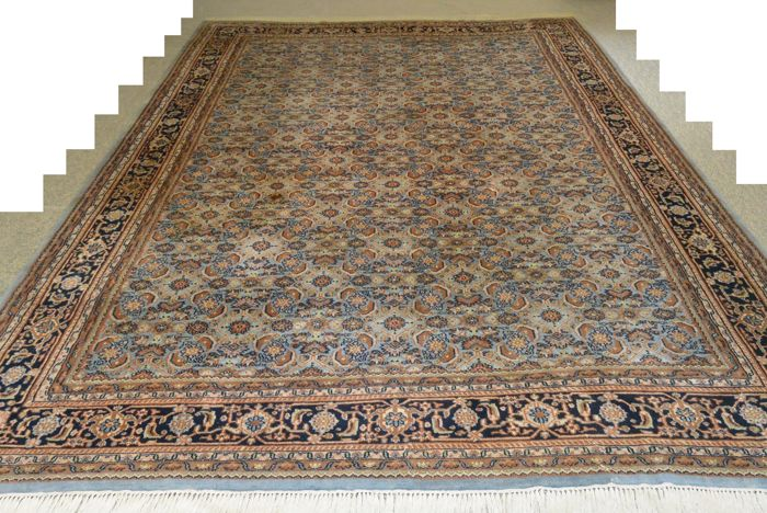 Oriental carpet Indo Herati, India, 346 x 248 cm