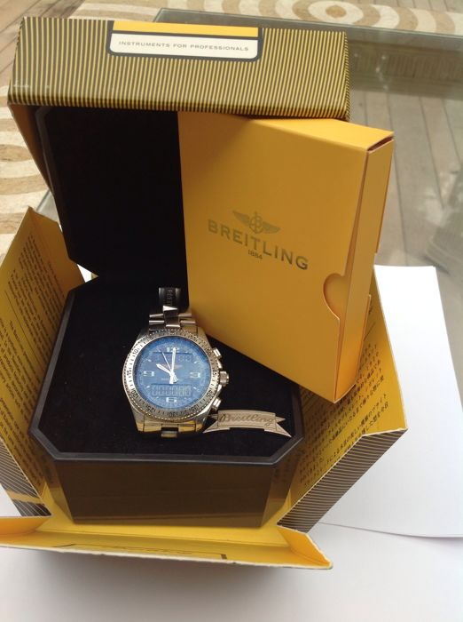 Breitling - B1 Professional - Ref. A68362 - Heren - 2004