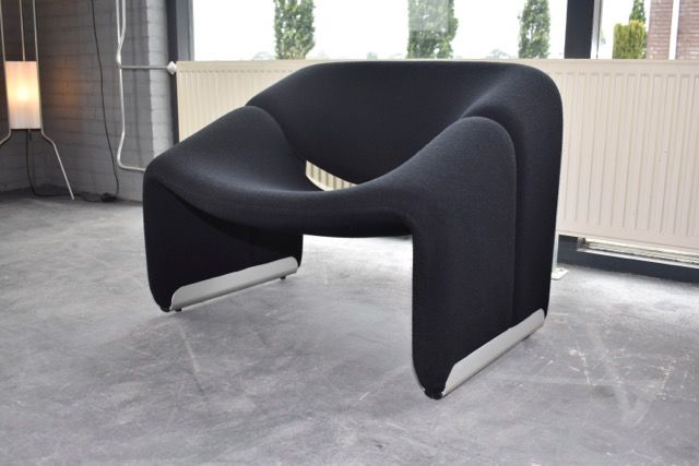 Pierre paulin for artifort abcd seater and seater sofa