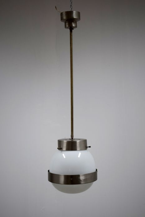 Sergio Mazza for Artemide - 'Delta piccolo' pendant light