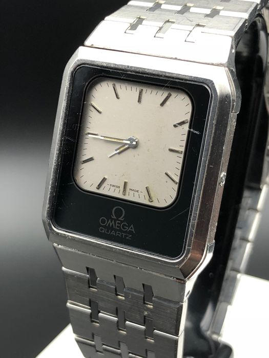 Omega - Rare Equinoxe Analog &LCD - as New - 1860013 - Men - 1980-1989