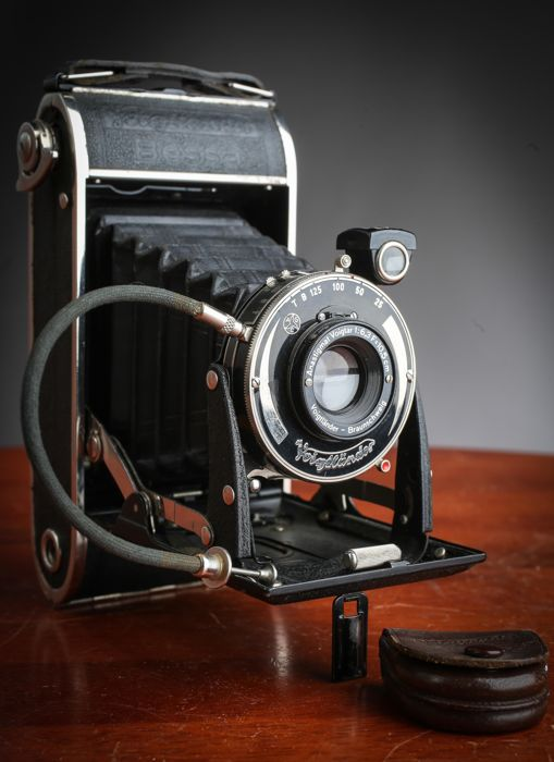 Voigtlander: Bessa 1935 - Film 6x9cm and 4.5x6cm
