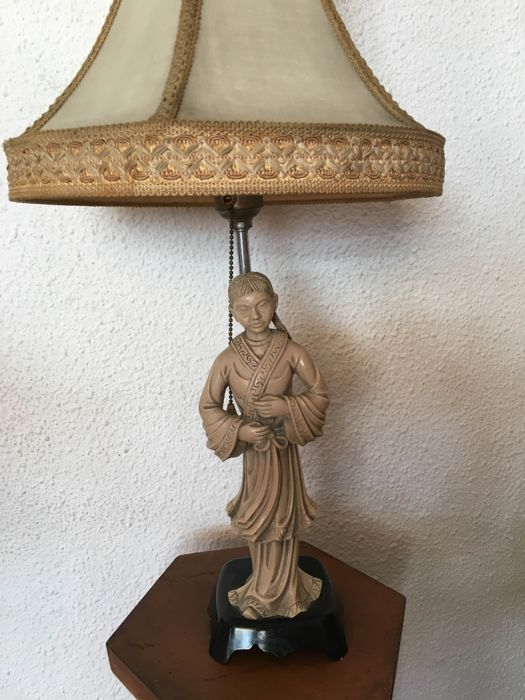 Unknown designer - Kitsch style lamp