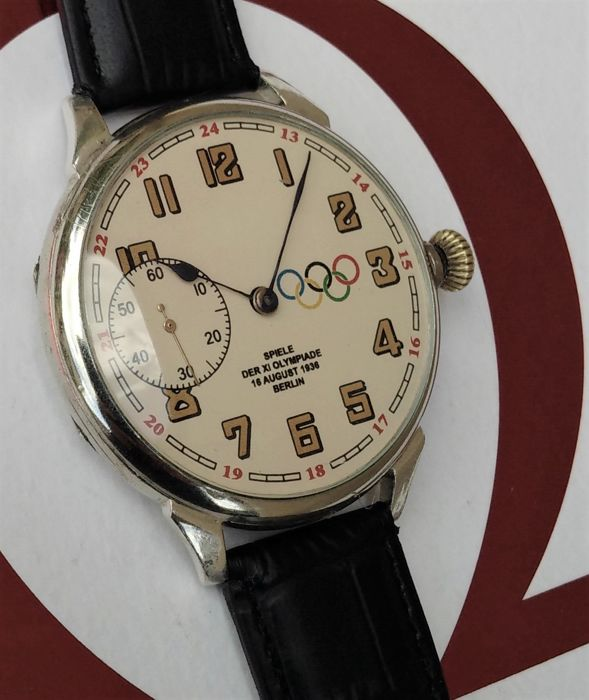 Omega - Marriage watch  - Men - 1901-1949