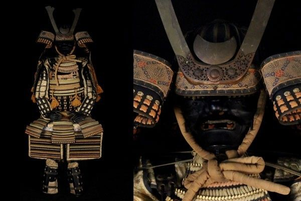 Samurai Armor Yoroi - Japan - mid. 20th century (Showa period)