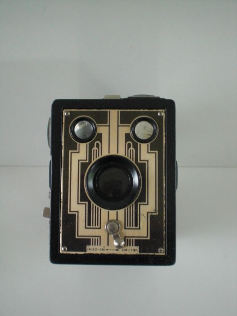 Kodak box camera