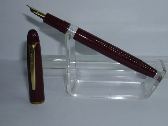 Rare SOENNECKEN S6 school pen fountain pen OM nib New Old Stock in box