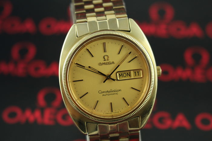 Omega - Constellation - Hombre - 1960 - 1969