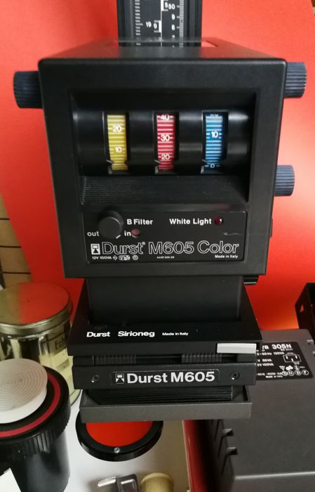 Colour enlarger DURST M 605 er