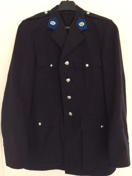 Marechaussee jacket - The Netherlands - 2nd half of 20th century