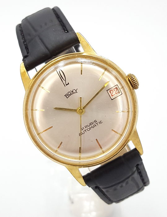 Roxy - Date Automatic - beautiful Condition - Unisex - 1960-1969