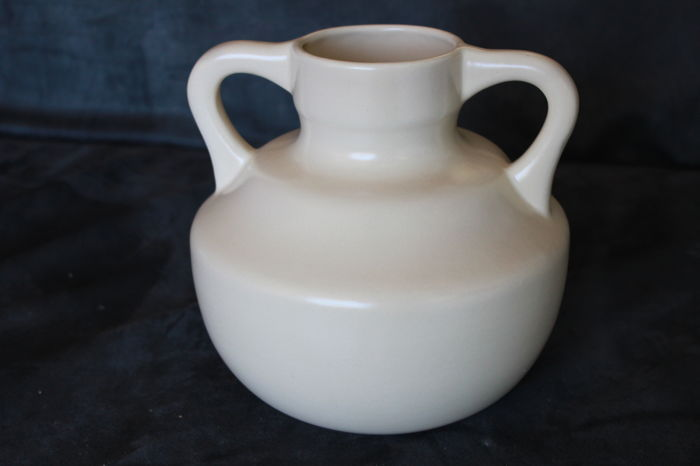 Eskaf Earthenware Vase With Handles Catawiki