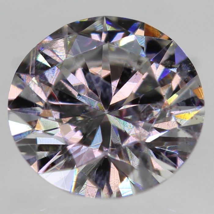 Diamond 0.41 ct Round brilliant D SI1 ***NO RESERVE PRICE***- [European seller] $15 Shipping