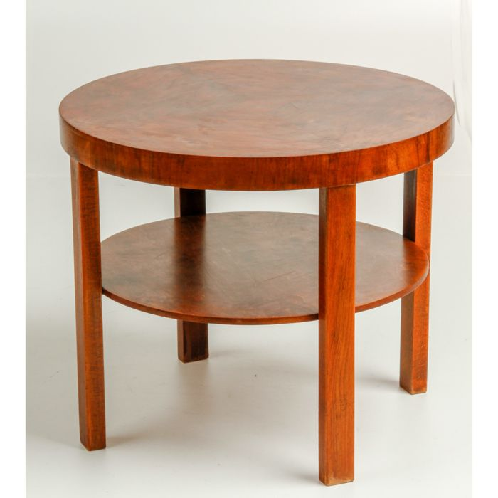 Unknown Maker   Art Deco Coffee Table